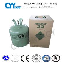 Gás refrigerante misturado da pureza 99,8% do líquido refrigerante R22