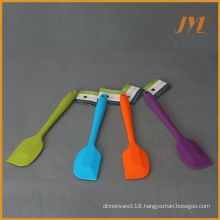 Customized logo Best bpa free silicone spatula set