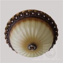 Nouvelle lampe décorative en alliage de plafond en résine design (SL92648-3)