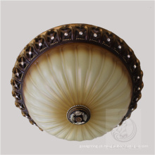 Novo design resina luz de teto lâmpada decorativa (SL92648-3)
