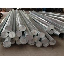 Polea de acero galvanizada