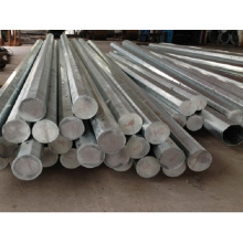 40FT Galvanized Power Transmission Steel Pole
