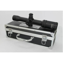 Small Aluminum Carry Case for Rifle Scope Equipment