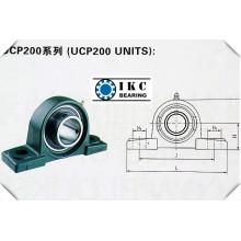 Ikc NTN Ucp206 D1 Pillow Block Bearing Ucp204, Ucp205, Ucp207, Ucp208, Ucp210 NSK Fyh Asahi