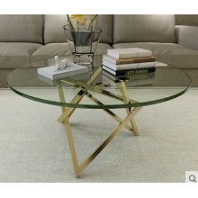 Table basse en verre de bonne qualité