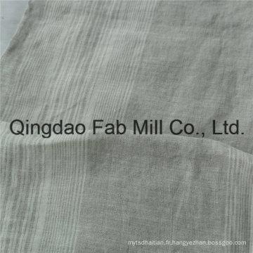 Tissu Vetro Linen pour Hometextile élégant (QF16-2501)