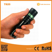 150lumens CREE Xr-E Q5 Zoom LED Torch (Poppas- T820)