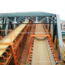 ДХ высокой напряженности стальной сердечник кабеля ленточного транспортера для морского порта