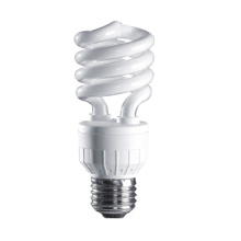 T4 12mm Spiral 20W CFL Bulb with Energy Saving