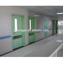 Farbe Nette hölzerne Kinderkrankenhaustür