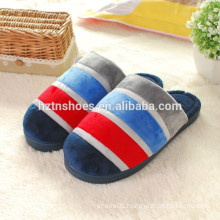 2015 good quality cheap indoor men cotton winter slippers