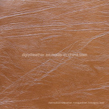 Fashion Design for The Upholstery Furniture Leather (QDL-53159)
