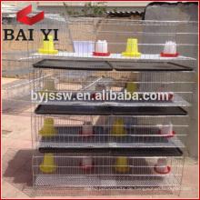 Trade Assurance Day Alter Hühnerkäfig mit Trinker und Feeder