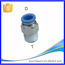 PC Pneumatic Tube Fitting PC8-01