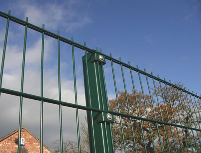 868 Double Wire Fence Panel