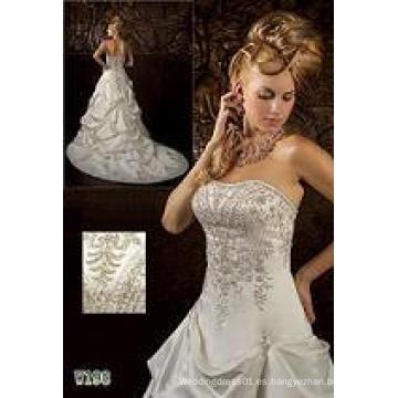 Vestido de novia (W083)