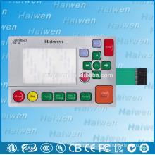 Плойный мембранный выключатель для лазерной гравировки / системы управления резанием