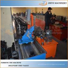 Ligero cross tee máquina de formación en frío / ligero tee roll principal formando máquina