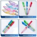 2016 nouveau moule en plastique d'injection pour stylo à bille en plastique