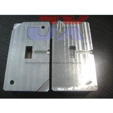 Mecanizado de precisión que procesa la pieza que trabaja a máquina del CNC de aluminio de encargo