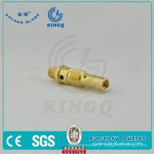Tocha de soldagem MIG com tecnologia avançada CO2 Soldadura Wire para Tweco