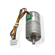 DC+Geared+Stepper+Motor+12+volt+High+Torque
