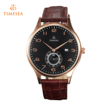 Mens Black Watches for Luxury Brand Waterproof Wrist Watch 72380