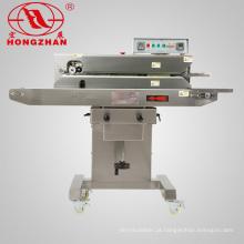 CBS1100h máquina de selagem contínua Horizontal para a selagem do saco