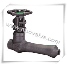 API Solid Wedge Forged Gate Valve with Welded Bonnet (Z61)