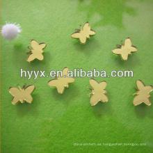 Linda mariposa artificial para la decoración del partido