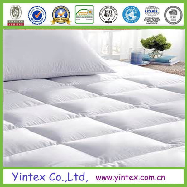 high loft duck feather mattress topper china
