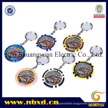 11.5g Sticker Chip with Keychain (SY-D26)