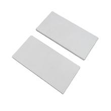 High purity high temperature resistance  alumina ceramic plate