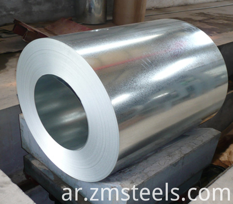 galvanized steel coil 4