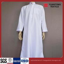 100% Polyester Tissu Robe Haute Qualité