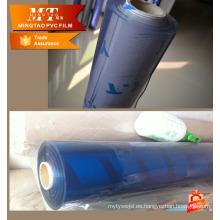PVC plástico película de tela para la hoja de cubierta
