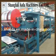 Machine de fabrication de panneaux et de feuilles de laine de roche (AF-S840)