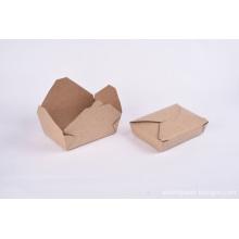 Personalize a tigela de papel com revestimento PLA