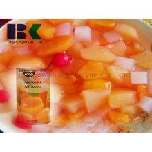 Besuchen Sie Freunde Canned Yellow Peach