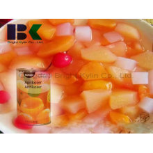 Visit Friends Canned Yellow Peach