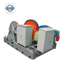 LYJN-S-5014 30 Ton Long Wire Rope Electric Winch