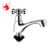 Canton fair Low price outdoor original color brass basin tap(ZS0815)