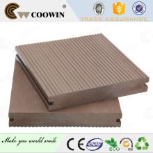 Cubierta de madera compuesta exterior impermeable
