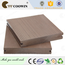 Deck de madeira composto exterior à prova de água