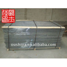 crimped wire mesh netting/sheet&galvanized square mesh wire netting