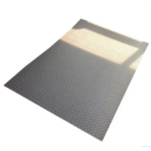 ASTM, AISI Hot Rolled Ship Plate 1220~1800mm wide Customized Pattern Steel Checkered Plate