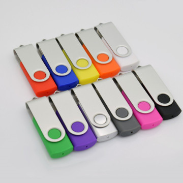 High Quality Plastic Bulk USB Flash Drive 4gb