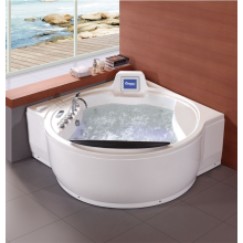 Double Person Luxus Indoor-TV Badewanne