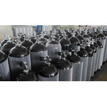 7L Scuba Cylinders/Aluminum Oxygen Cylinders for Diving