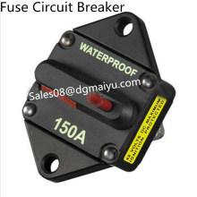 Interruptor audio 80A ampères do fusível do carro / barco / bicicleta para a CC 12V